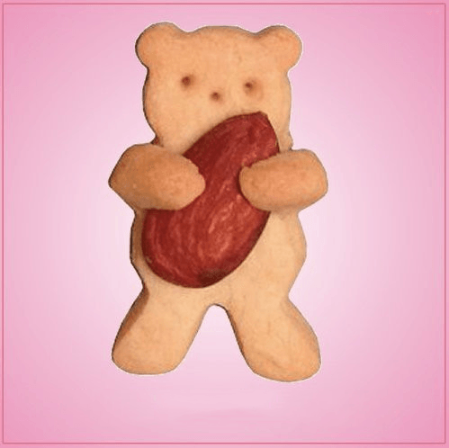 Huggy Bear Cookie Cutter