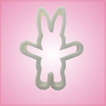Huggy Bunny Cookie Cutter