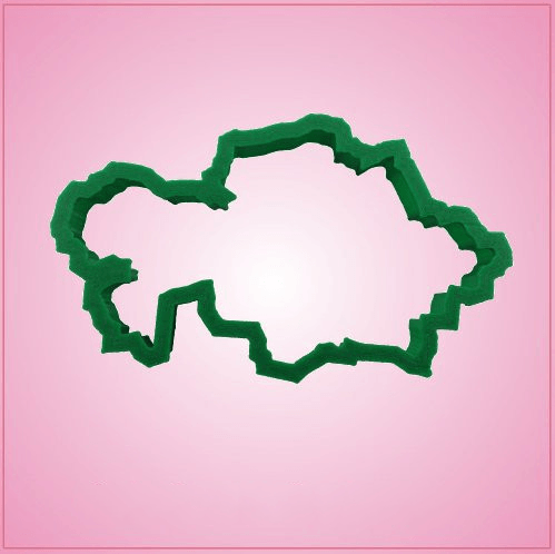 Kazakhstan Cookie Cutter