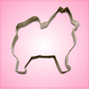 Keeshond Cookie Cutter