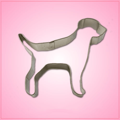 Mini Labrador Retriever Cookie Cutter