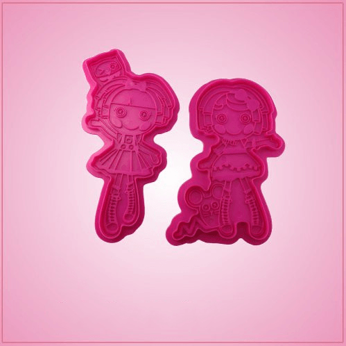 Lalaloopsy Cookie Cutter Set