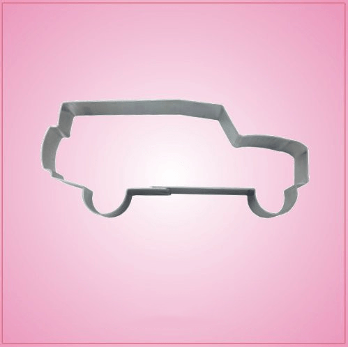 Land Rover Cookie Cutter