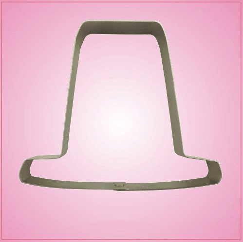 Large Pilgrim Hat Cookie Cutter