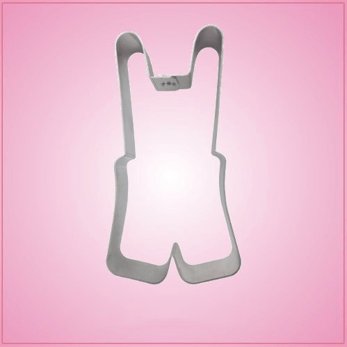 Lederhosen Cookie Cutter