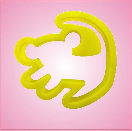 Lion Cub Cookie Cutter