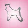 Long Tail Wire Fox Terrier Cookie Cutter