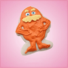 Lorax Cookie Cutter