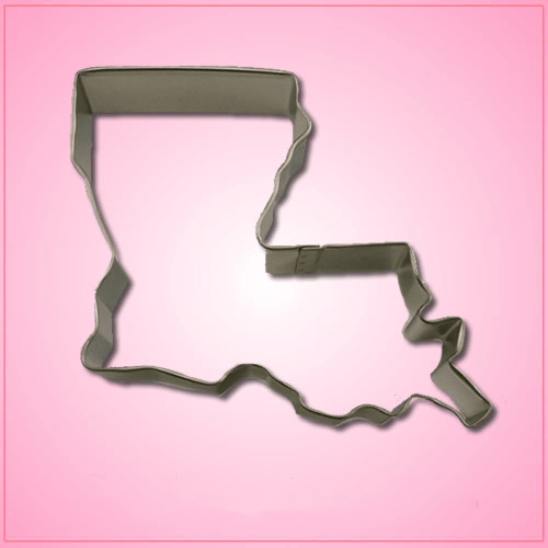 Louisiana Cookie Cutter