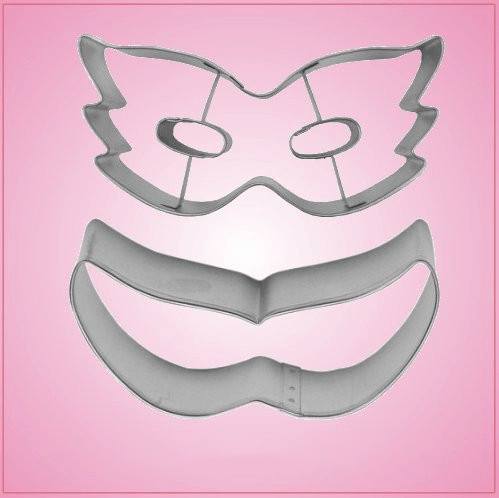 Mardi Gras Mask Cookie Cutter