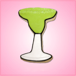 Margarita Glass cookie and fondant cutter US SELLER!!