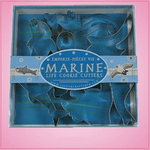 Marine Life Cookie Cutter Set
