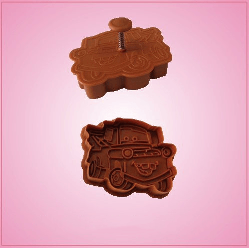 Mater Cookie Cutter