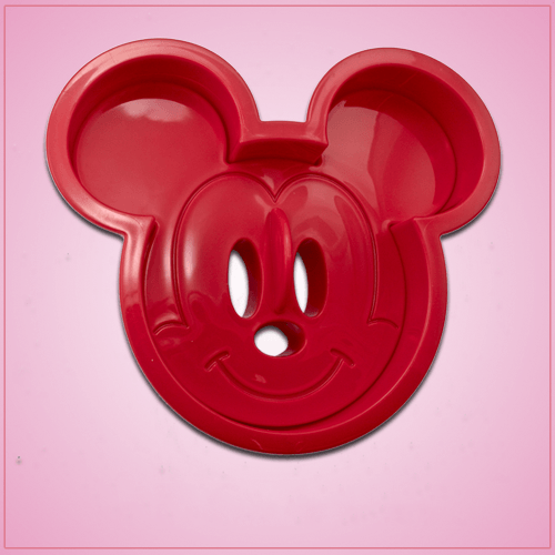 Mickey Mouse Sandwich Cutter