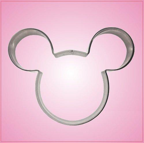 Mighty Mouse Cookie Cutter
