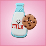 Milk and Cookie Cookie Cutter