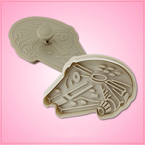 Millennium Falcon Cookie Cutter