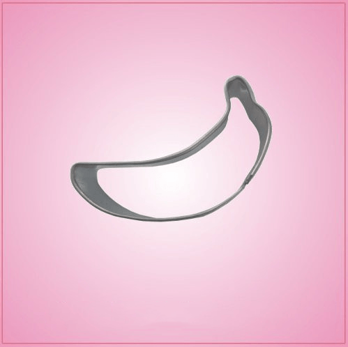 Mini Banana Cookie Cutter