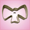 Mini Bow Cookie Cutter