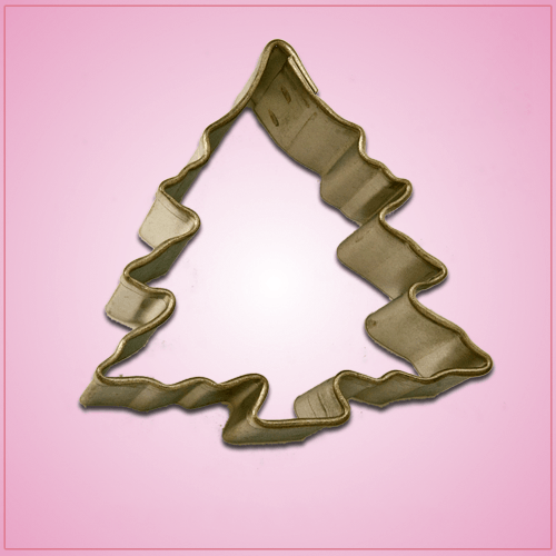 Mini Christmas Tree 2 Cookie Cutter