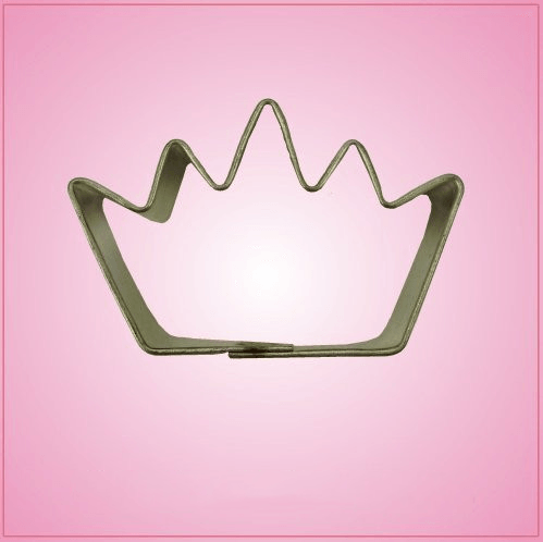 Mini Crown 2 Cookie Cutter