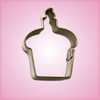 Mini Cupcake With Candle Cookie Cutter