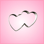 Mini Double Heart Cookie Cutter