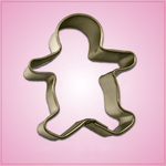 Mini Gingerbread Man Cookie Cutter