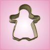 Mini Gingerbread Woman Cookie Cutter