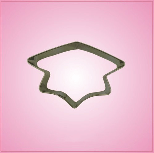Mini Graduation Cap Cookie Cutter