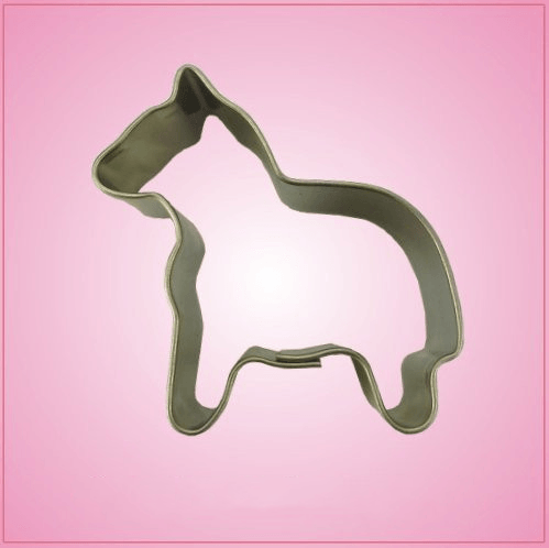 Mini Horse 2 Cookie Cutter