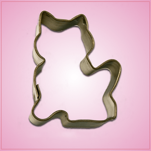 Mini Kitten Cookie Cutter