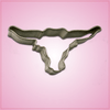 Mini Longhorn Cookie Cutter