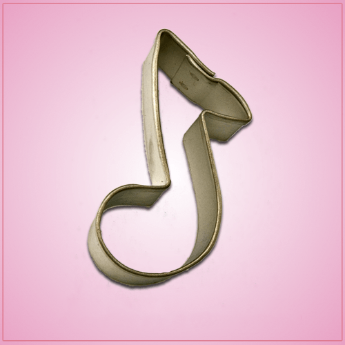 Mini Music Note Cookie Cutter