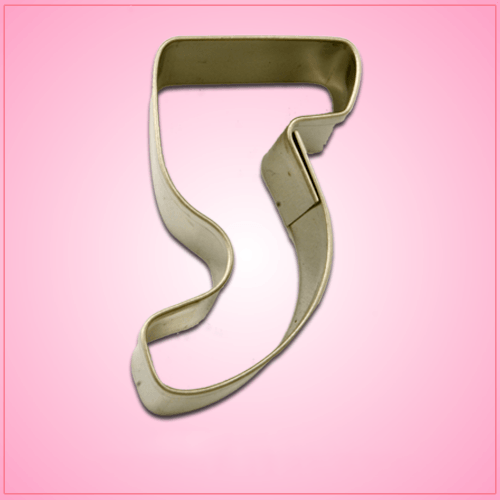 Mini Number 5 Cookie Cutter