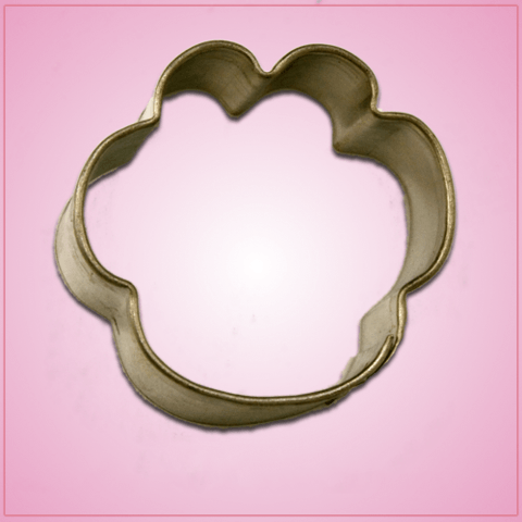 Mini Paw Print 2 Cookie Cutter