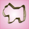 Mini Puppy Dog Cookie Cutter