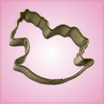 Mini Rocking Horse Cookie Cutter