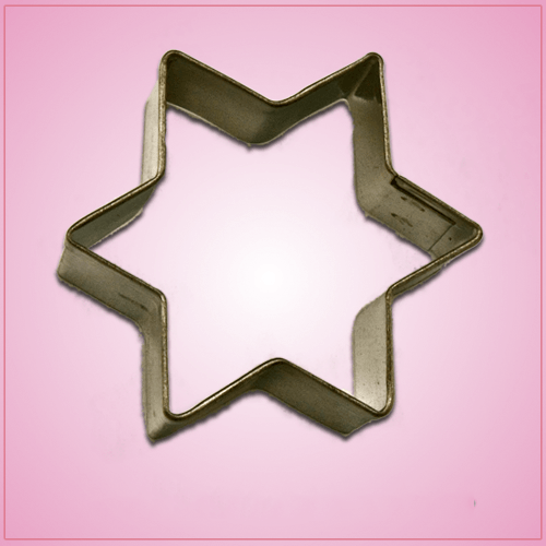 Mini 6 Pointed Star