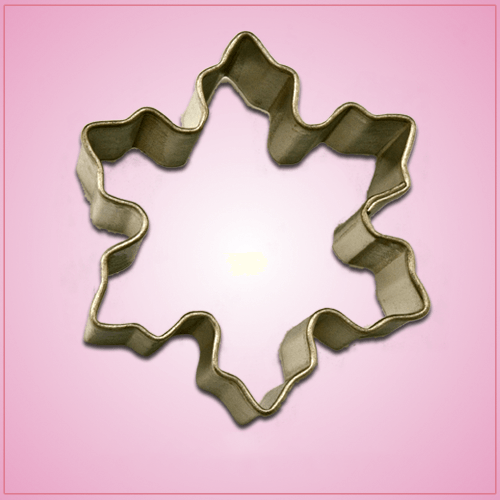 Mini Snowflake 3 Cookie Cutter