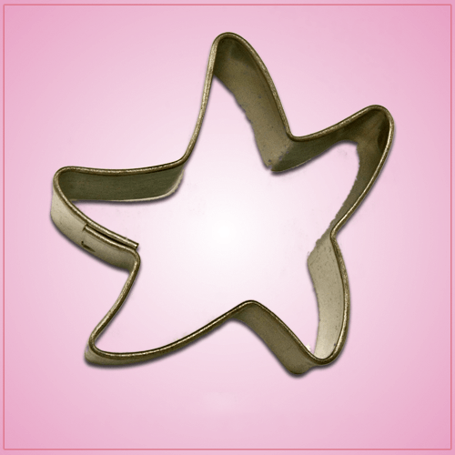 Mini Star Folk Cookie Cutter