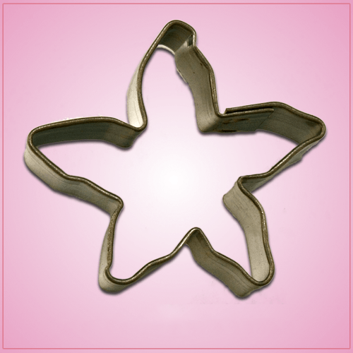 Mini Starfish Cookie Cutter