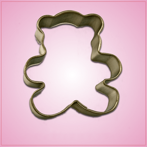 Mini Teddy Bear Cookie Cutter