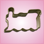 Mini Train Engine Cookie Cutter