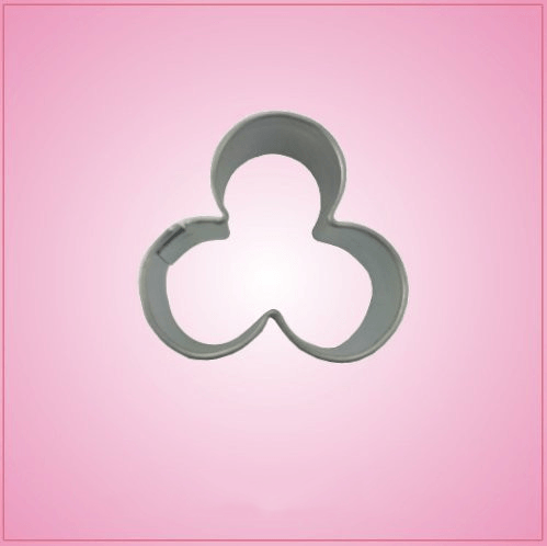 Mini Trefoil Cookie Cutter