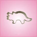 Mini Triceratops Cookie Cutter