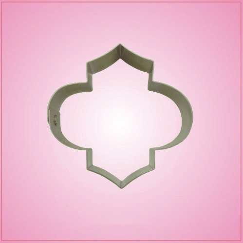 Moroccan Tile Cookie Cutter