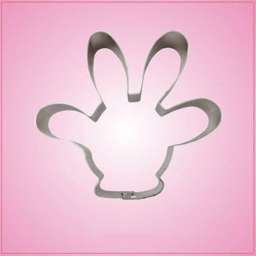 Small Mouse Hand Cookie Cutter