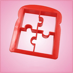 Multi Puzzle Piece Cookie Cutter