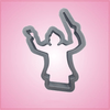 Musical Conductor Cookie Cutter